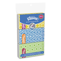 KIM11976 - Kimberly Clark Professional KLEENEX® Facial Tissue Pocket Packs