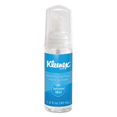 KIM34091 - KIMBERLY-CLARK PROFESSIONAL® KLEENEX® Moisturizing Foam Hand Sanitizer