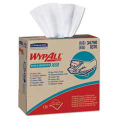 KIM34790BX - Kimberly Clark Professional WYPALL* X60 Wipers POP-UP* Box