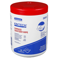KCC58040 - KIMTECH PREP* Surface Sanitizer Wipes