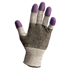 KIM97433 - Kimberly Clark Professional Jackson Safety G60 Purple Nitrile Gloves - X Large