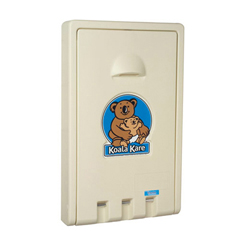 KKPKB101-00 - Standard Recessed Vertical Baby Changing Station