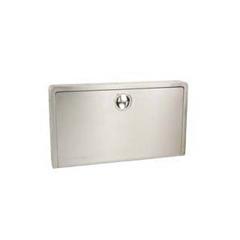 KKPKB110-SSWM - Koala Kare® Stainless Steel Horizontal Baby Changing Station