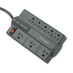 KMW38218 - Kensington® Guardian® Premium Eight-Outlet Surge Protector
