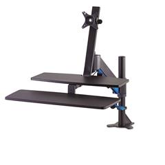 KMW55792 - Kensington Sit-Stand Workstation with SmartFit®