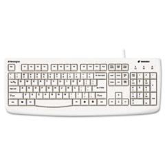 KMW64406 - Kensington® Pro Fit™ USB/PS2 Washable Keyboard