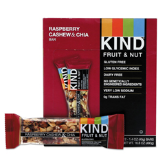 KND19989 - KIND Fruit and Nut Bars