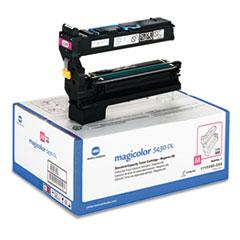 KNM1710580003 - Konica Minolta 1710580003 Toner, 6000 Page-Yield, Magenta