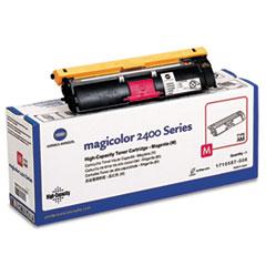 KNM1710587006 - Konica Minolta 1710587006 High-Yield Toner, 4500 Page-Yield, Magenta