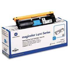 KNM1710587007 - Konica Minolta 1710587001 - 1710587007 Toner Cartridge