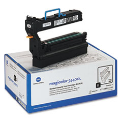 KNM1710602006 - Konica Minolta® 1710602006 High-Yield Toner, Yellow