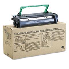 KNM4152611 - Konica Minolta 4152611 Toner, 6000 Page-Yield, Black