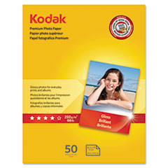 KOD8360513 - Kodak Premium Photo Paper