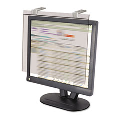 KTKLCD20WSV - Kantek LCD Protect® Privacy Antiglare Deluxe Filter