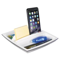 KTKORG490 - Kantek Desk Top Organizer and Tablet/Phone Holder
