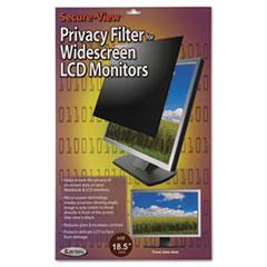 KTKSVL185W - Kantek Secure-View Black-Out Privacy Filter