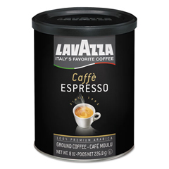 LAV1450 - Lavazza Caffe Espresso Ground Coffee
