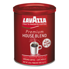 LAV2709 - Lavazza Premium House Blend Ground Coffee