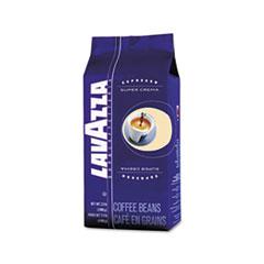 LAV4202 - Lavazza Super Crema Whole Bean Espresso Coffee