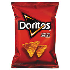 LAY44375 - Frito-Lay Doritos® Nacho Cheese Tortilla Chips