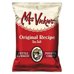 LAY44443 - Frito-Lay Miss Vickies® Kettle Cooked Sea Salt Potato Chips