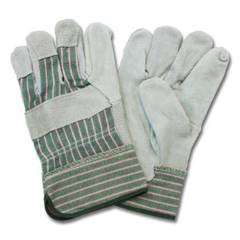 SFZGLP1-MN-B1C - Safety ZoneLeather Palm Work Gloves - Mens