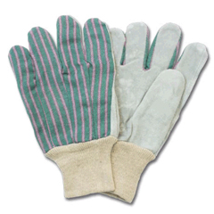 SFZGLP1-MN-A1C - Safety ZoneLeather Palm Work Gloves - Mens