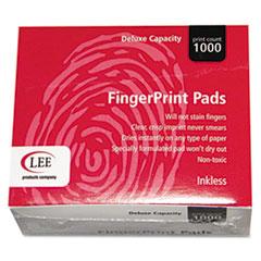 LEE03127 - Lee Inkless Fingerprint Pad