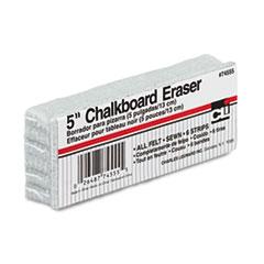 LEO74555 - Charles Leonard® 5-Inch Eraser