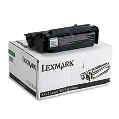 LEX12A4715 - Lexmark 12A4715 High-Yield Toner, 12000 Page-Yield, Black