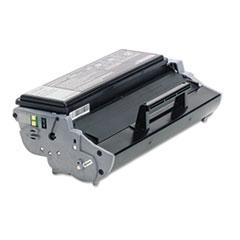 LEX12A7400 - Lexmark 12A7400 Toner, 3000 Page-Yield, Black