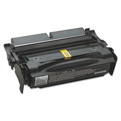 LEX12A8425 - Lexmark 12A8425 High-Yield Toner, 12000 Page-Yield, Black