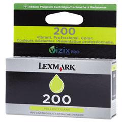 LEX14L0088 - Lexmark 14L0088 (200) Ink, Yellow