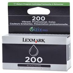 LEX14L0173 - Lexmark 14L0173 (200) Ink, Black