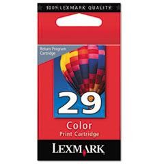 LEX18C1429 - Lexmark 18C1429 Ink, Tri-Color