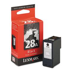 LEX18C1528 - Lexmark 18C1528 (28A) Ink, 175 Page-Yield, Black