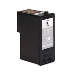 LEX18C2090 - Lexmark 18C2090 (14) Ink, 175 Page-Yield, Black