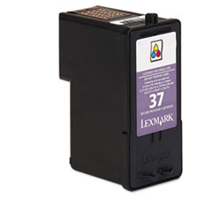 LEX18C2140 - Lexmark 18C2140 (37) Ink, 150 Page-Yield, Tri-Color