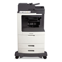 LEX24T7420 - Lexmark™ MX811-Series Multifunction Laser Printer