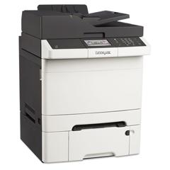 LEX28D0600 - Lexmark™ CX410 Multifunction Color Laser Printer