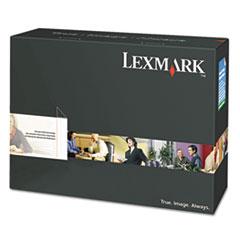 LEX34060HW - Lexmark 34060HW High-Yield Toner, 6000 Page-Yield, Black