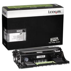 LEX50F0Z00 - Lexmark 50F0Z00 Drum, Black