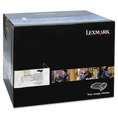 LEX50F1H00 - Lexmark 50F1H00 High-Yield Toner, 5000 Page-Yield, Black