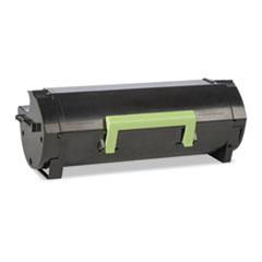 LEX50F1U00 - Lexmark 50F1U00 Ultra High-Yield Toner, 20000 Page-Yield, Black