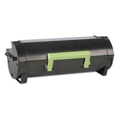LEX60F1000 - Lexmark 60F1000 (LEX-601) Toner, 2500 Page-Yield, Black
