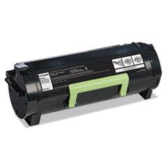 LEX60F1X00 - Lexmark 60F1X00 (LEX-601X) Toner, 20000 Page-Yield, Black
