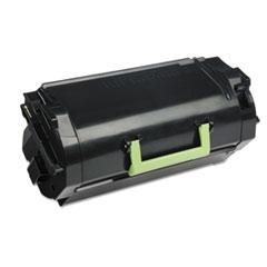 LEX62D1X00 - Lexmark 62D1X00 (LEX-621X) Extra High-Yield Toner, 45000 Page-Yield, Black