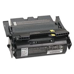 LEX64004HA - Lexmark 64004HA High-Yield Toner for Labels, 21000 Page-Yield, Black