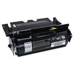 LEX64075SW - Lexmark 64075SW Toner, 6000 Page-Yield, Black