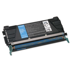 LEXC5220CS - Lexmark C5220CS Toner, 3000 Page-Yield, Cyan